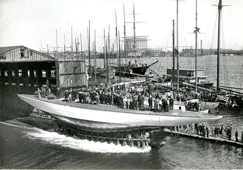 Yankee launching