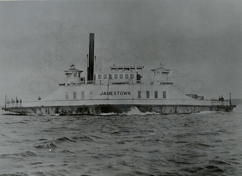 Ferry - Jamestown