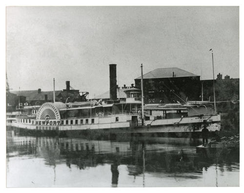 City of Newport (Steamer)