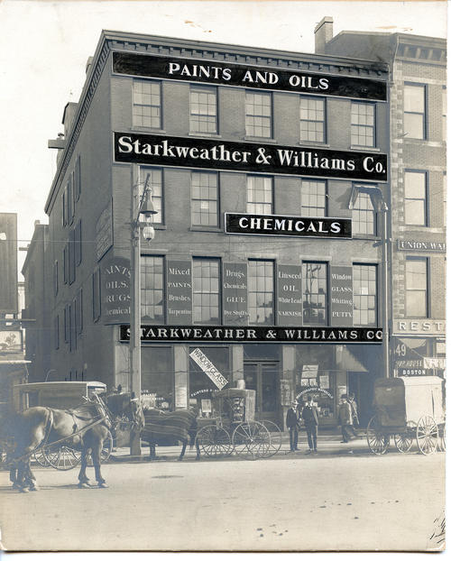 Starkweather & Williams Co.