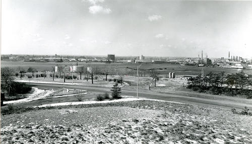 View of Providence taken from Fort Hill, East Providence