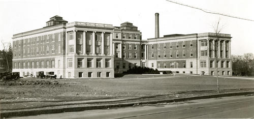 Homeopathic Hospital, Providence