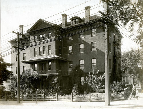 Home for Aged Women, Tockwotton Street, Providence