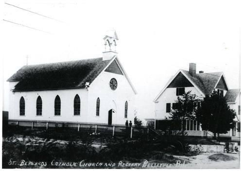 St. Bernard's Church & Rectory