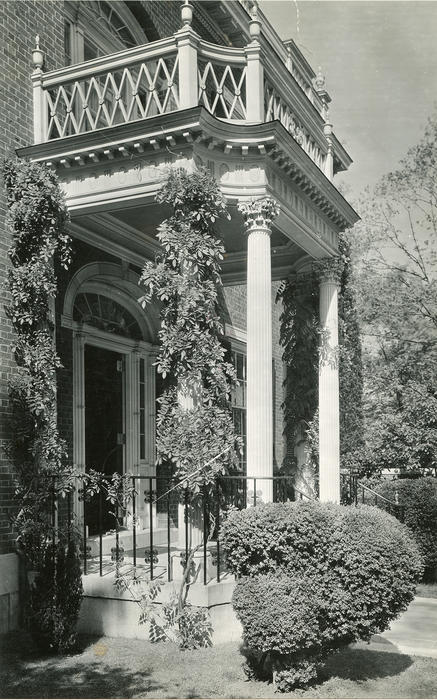 Entrance to 72 Manning Street, Providence