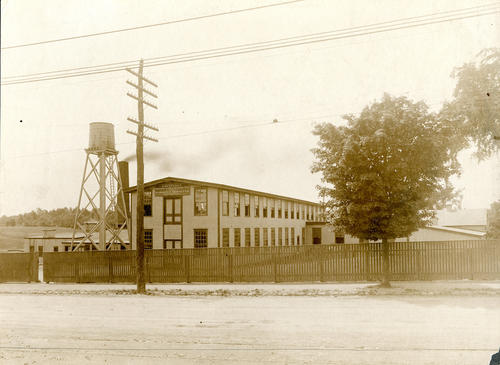 Pawtucket Dyeing and Bleaching Company