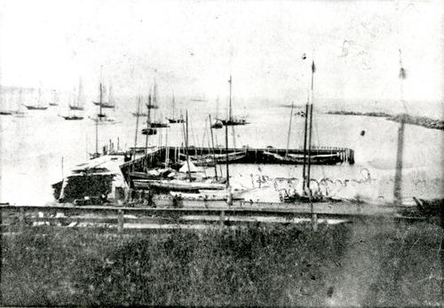 View of Old Harbor