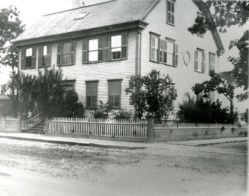 Hunter House Before Remodeling