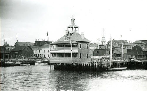 N.Y. Yacht Club, Newport