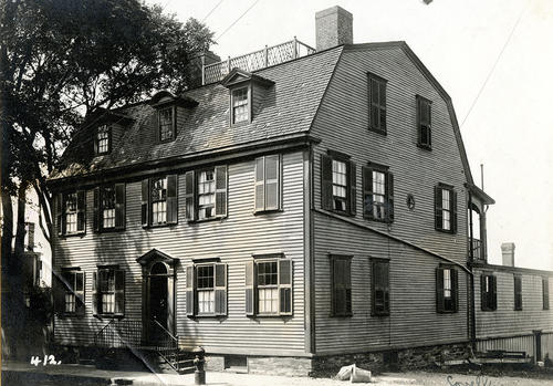 Henry Collins House