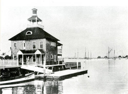 New York Yacht Club, Station No. 6, Newport