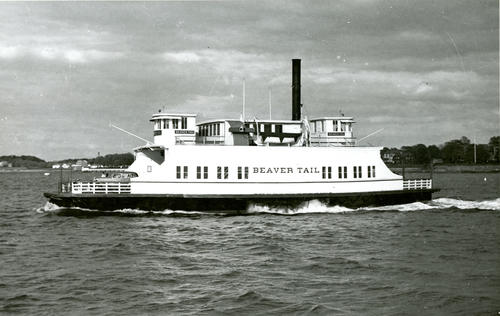 Beaver Tail (Ferryboat)