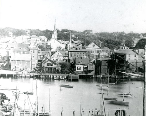 Waterfront, Newport