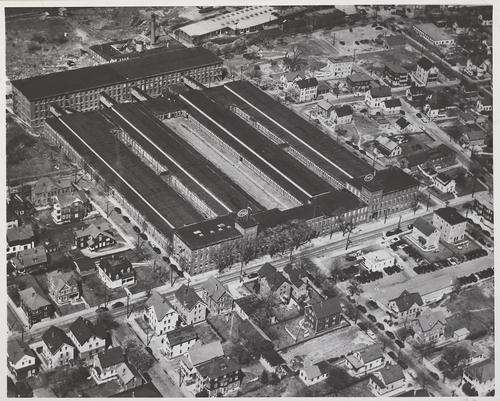 Hope Webbing Company, Pawtucket