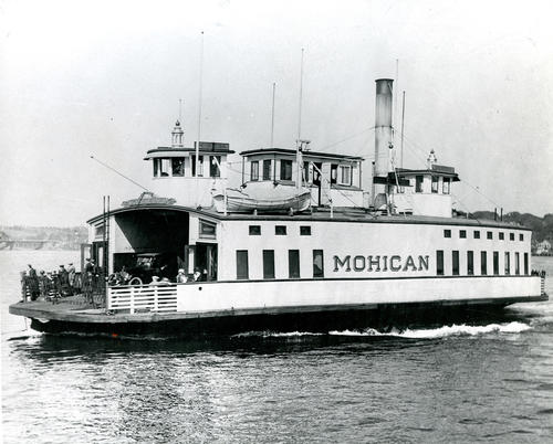 The Mohican Ferry