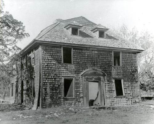 Metcalf Bowler House