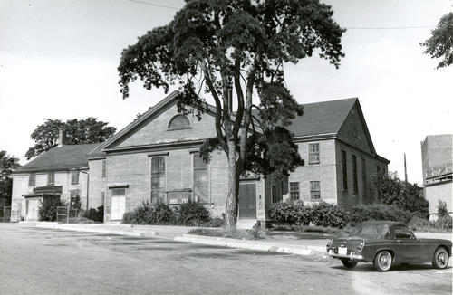 Friends Meeting House, Newport