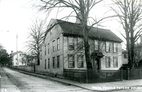 Thomas Teackle Taylor House; Thames Street and corner of Ann Street