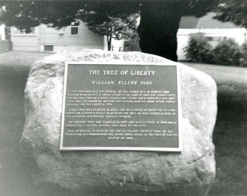 Thames Street - Site of Liberty Tree
