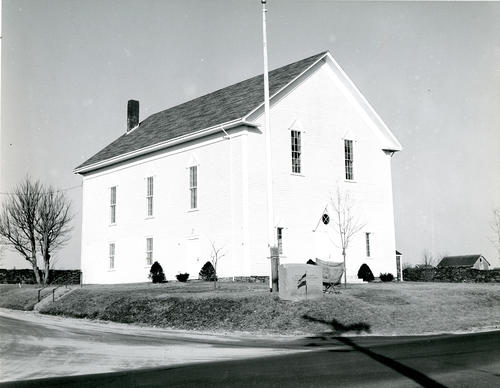 Union Meeting House, East Main Street