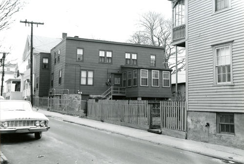 House on Sherman Street was once Catholic Church at Barney & Mt. Vernon Streets