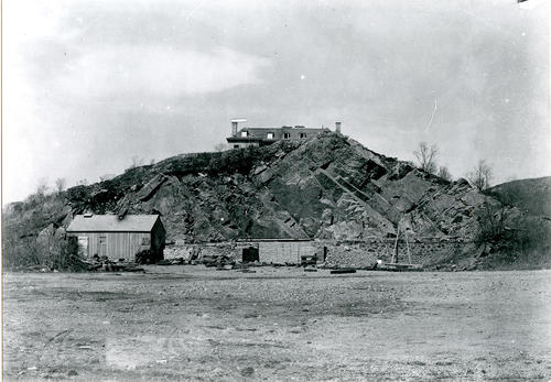 Cotton's Quarry, Middletown [now Peckham's Quarry]