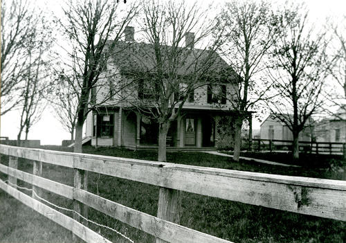 Chase Homestead, Chase's Lane, Middletown