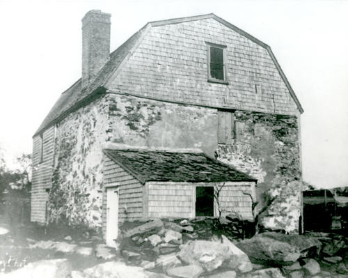 Lawton Valley Mill [Portsmouth] Closed in the 1840's