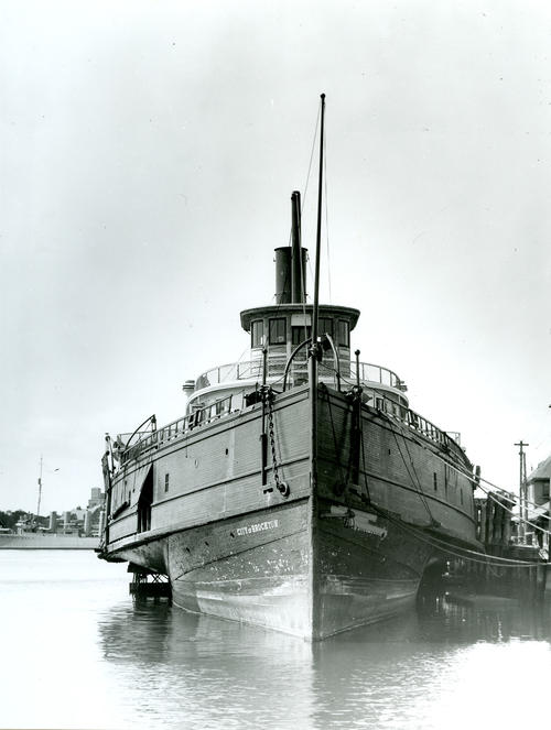City of Brockton at Newport Dock