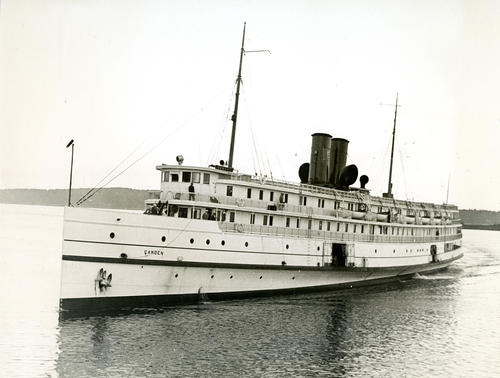 SS Camden, later Arrow, Colonial Navigation Co.