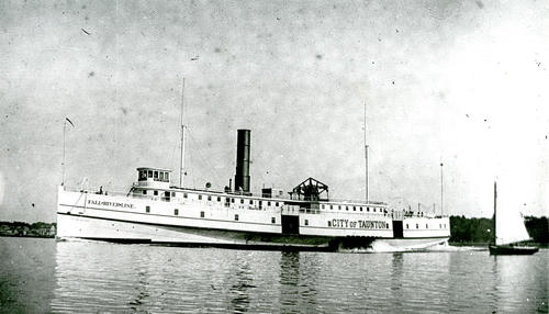SS City of Taunton, Fall River Line