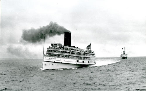 SS Commonwealth - Fall River Line