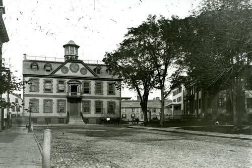 Old Colony House, Newport
