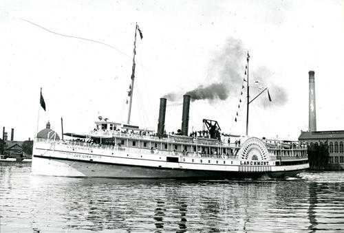 Larchmont (Steamboat)