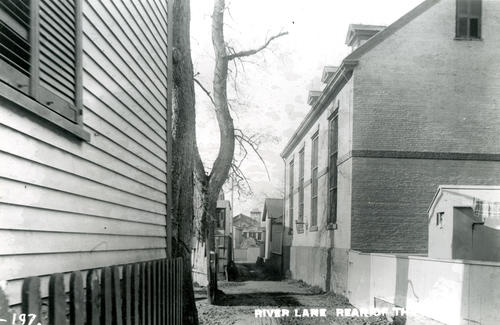 River Lane - Runs From Meeting Street to Charles Street, Newport
