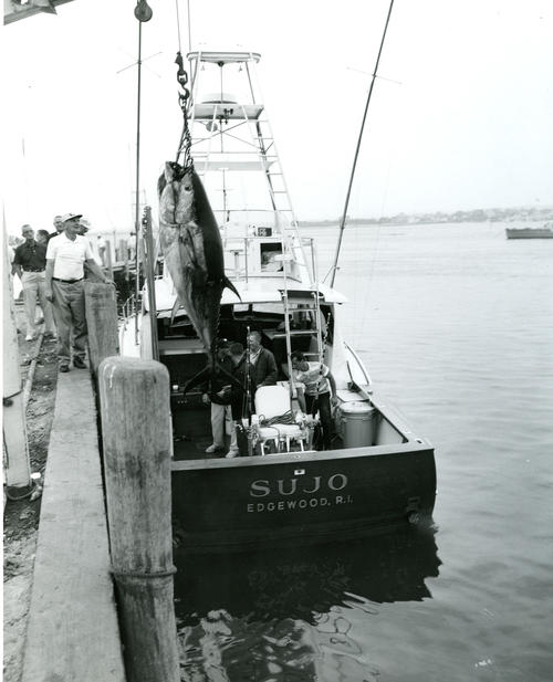 Sujo fishing boat