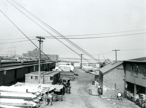 New England Steamship Co. Yards, Newport