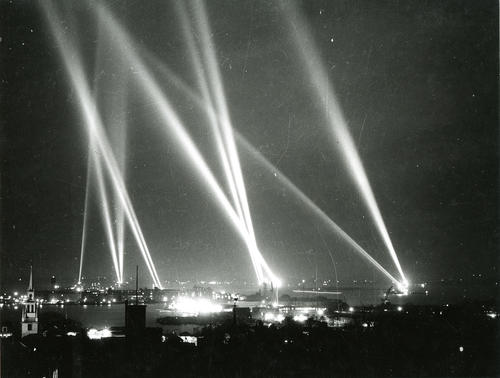 Searchlights, Newport