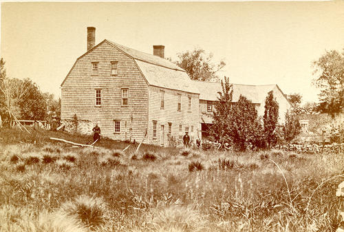 Gilbert Stuart's birthplace