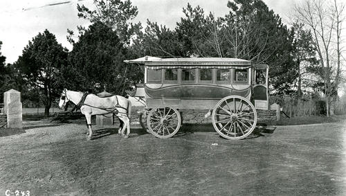 Stagecoach, Broadway Stage Company