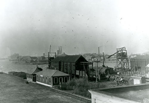Bowen's Coal Yard, Newport