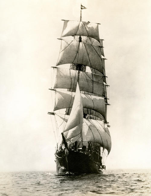 Aloha, Yacht of Arthur C. James
