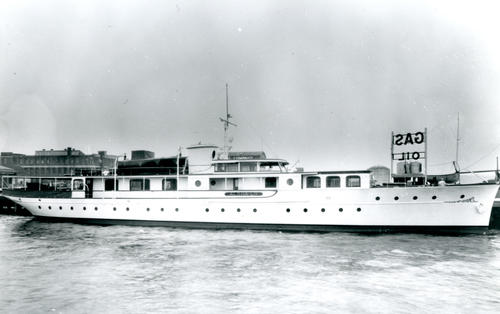 Aloha-Lii, Newport; Purchased by A.C. James After Aloha