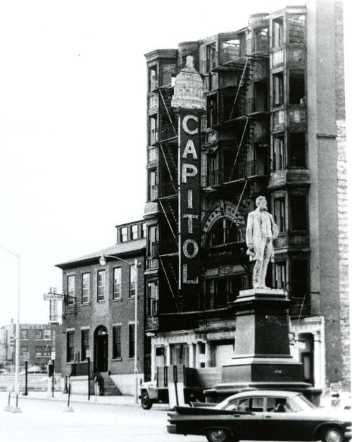 View of Capitol Theatre