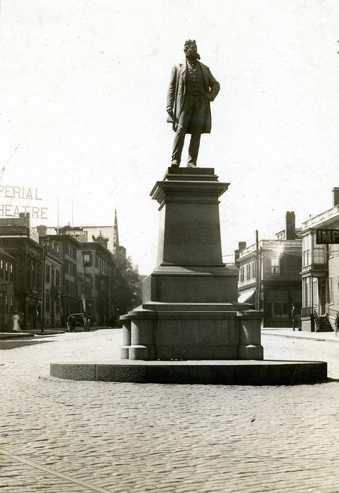 Statue of Thomas A. Doyle