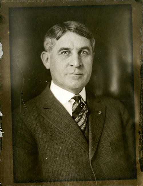 Portrait of Clarence A. Cotton