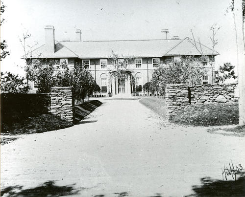 Stuyvesant Le Roy House, Castle Hill, Newport