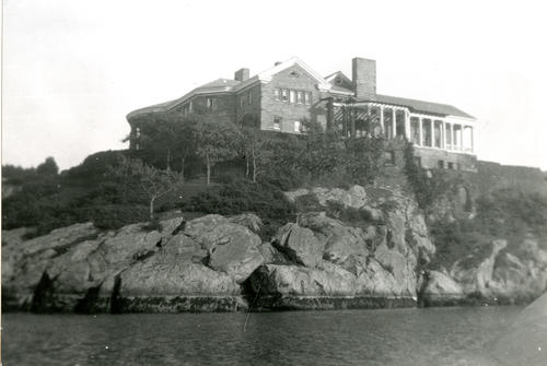 Beaton Rock - E.D. Morgan Estate