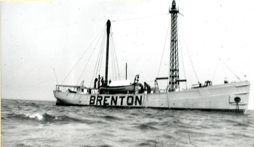 Brenton Reef Lightship