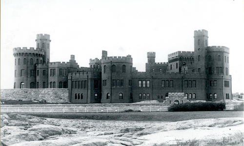 Lippitt Castle, Newport; No Longer Standing